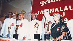 Jamnalal Bajaj Awards 1992 - Award Ceremony