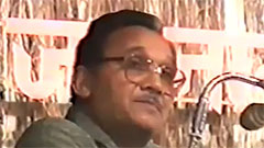 Kashinath Trivedi - Recipient, JBA 1995