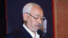 Rached Ghannouchi - Recipient, JBA 2016